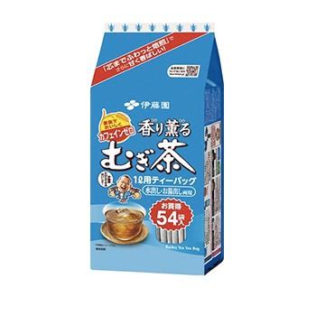 伊藤园 大麦茶 袋泡茶烘焙型 495g 54袋入