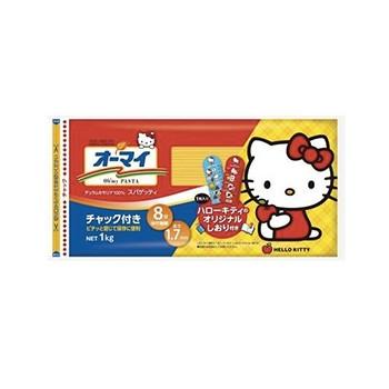日本制粉 Kitty40周年限量意大利面1kg 送书签